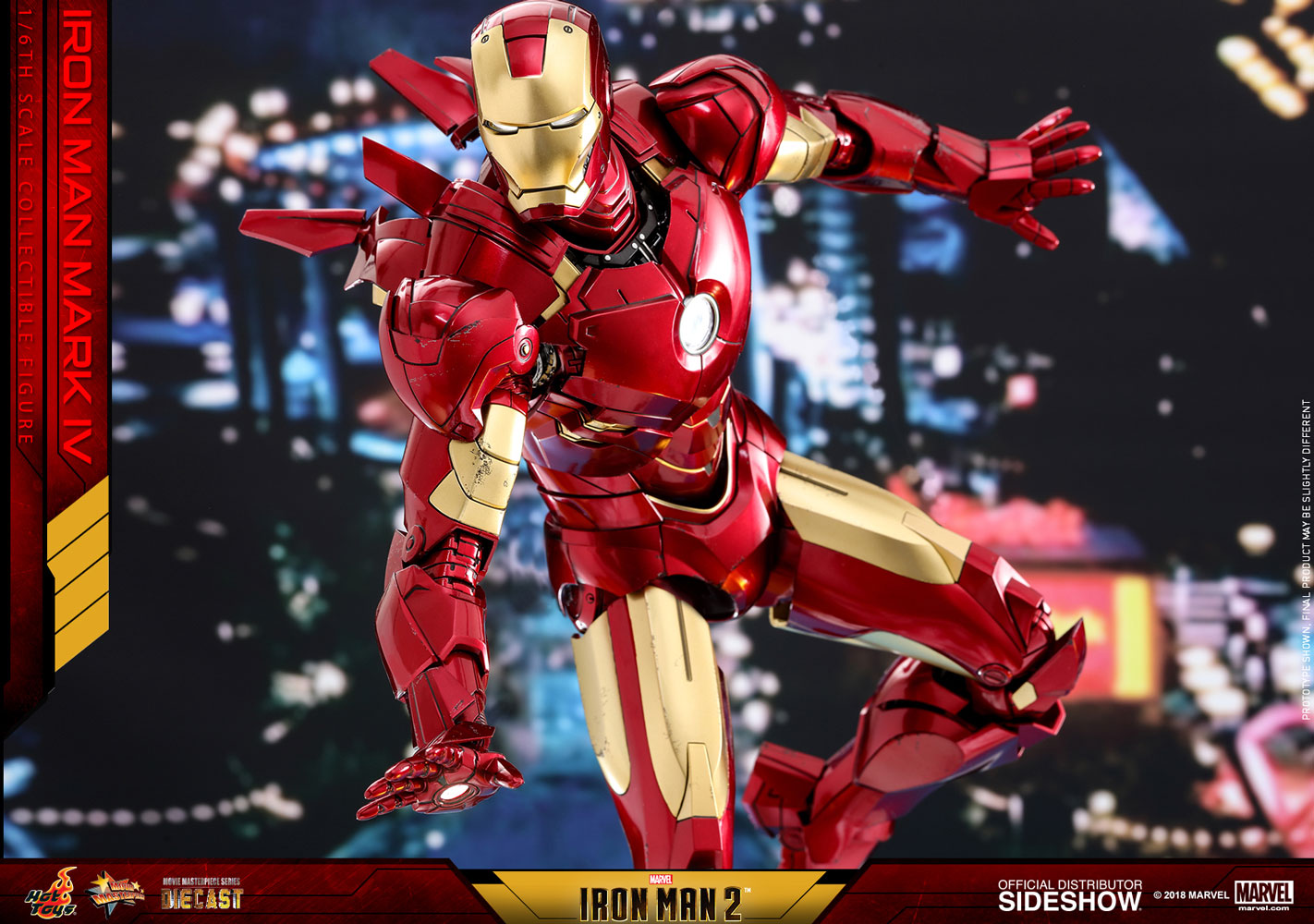 Iron man mark iv