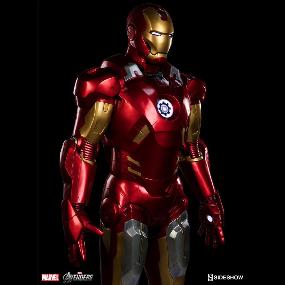 Iron Man Mark Vii Life Size Figure