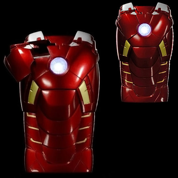 Iron Man Mark VII iPhone 5 Case