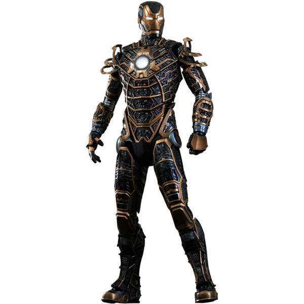 Iron Man Mark XLI Bones Sixth-Scale Figure