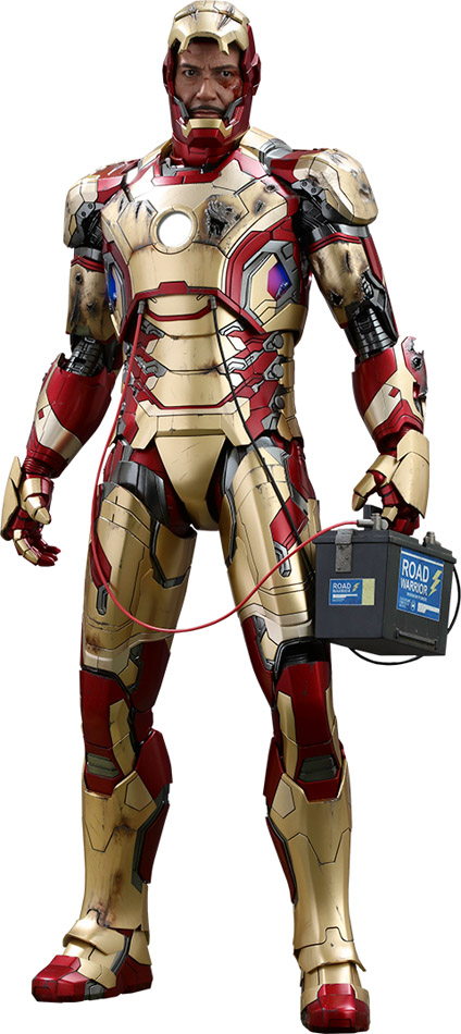 Iron Man Mark XLII Quarter-Scale Figure
