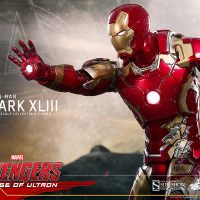 Iron Man Mark XLIII Avengers Age of Ultron Sixth-Scale Figure