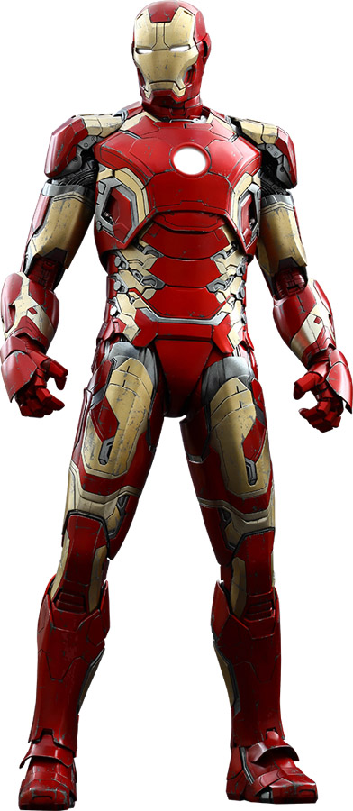 Iron Man Mark XLIII Quarter-Scale Figure