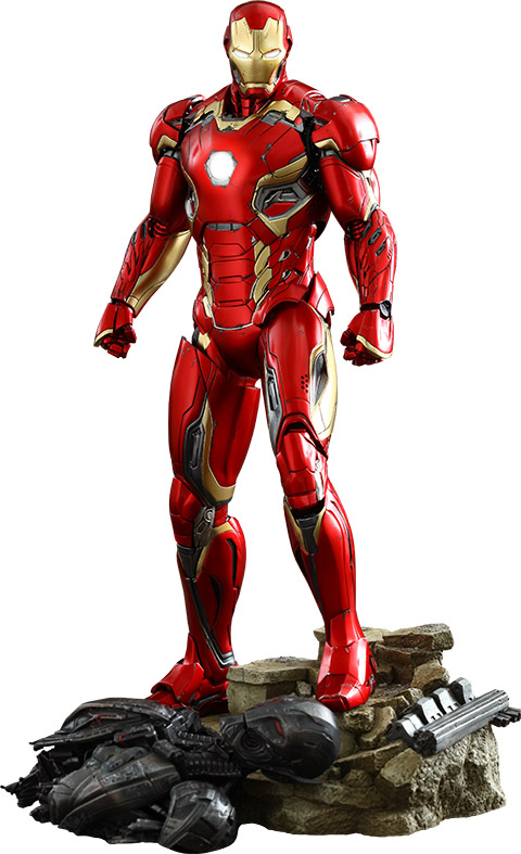 Iron Man Mark XLV Sixth-Scale Figure