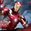 Iron Man Mark XLVI Sixth-Scale Figure 11