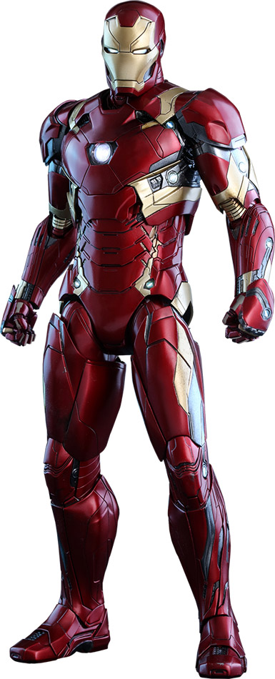 Iron Man Mark XLVI Sixth-Scale Figure