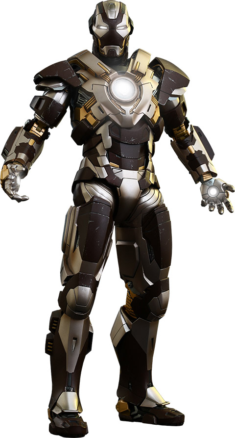 Iron Man Mark XXIV Tank Sixth-Scale Figure