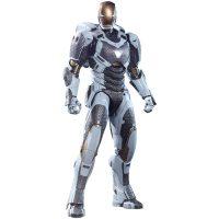 Iron Man Mark XXXIX Starboost Figure