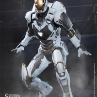 Iron Man Mark XXXIX Starboost Figure Ready for Action