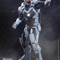 Iron Man Mark XXXIX Starboost Figure with Upraised Arm