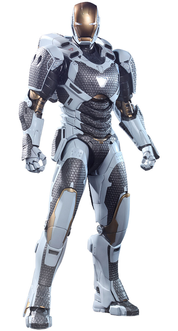 Iron Man Mark XXXIX Starboost Sixth-Scale Figure