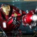 Iron Man Mark XXXV Red Snapper Figure
