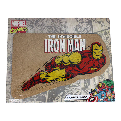 Iron Man Marvel Comics Corkboard