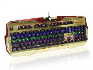 Iron Man Mechanical Keyboard