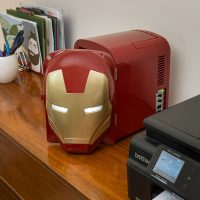 Marvel Comics Iron Man Mini Fridge
