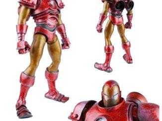 Iron Man Origin Armor 1:6 Scale Action Figure