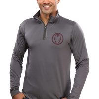 Iron Man Quarter Zip Pullover