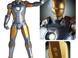 Iron Man Sorayama 1 4 Scale Statue