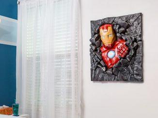 Iron Man Wallbreaker