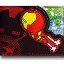 Iron Man and Friends Kawaii BiFold Wallet