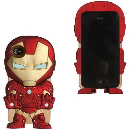 Iron Man iPhone 4 4S Case