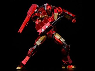 Iron Man with Plasma Cannon and Vibroblade Light-Up Action Figure