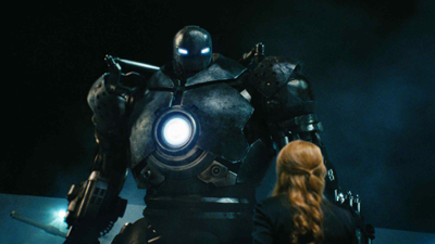 Iron Monger in Iron Man movie