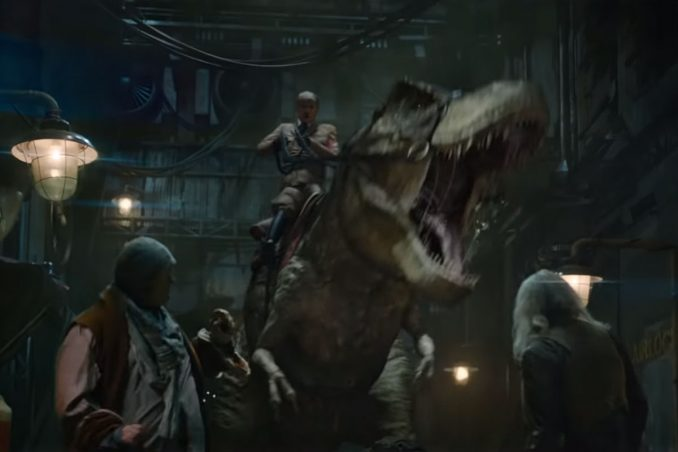 Iron Sky The Coming Race Trailer