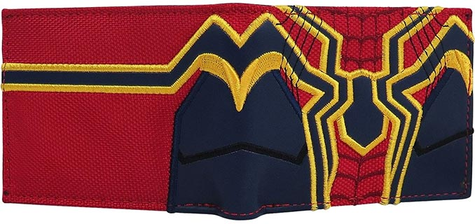 Iron Spider Suit-Up Wallet