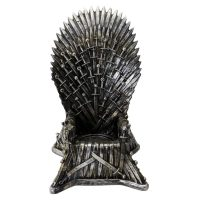 Iron Throne Candle Holder