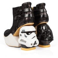 Irregular Choice Star Wars Shoes - Death Star