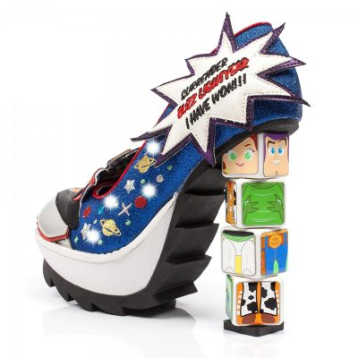 Irregular Choice Toy Story Arch Enemies Shoes