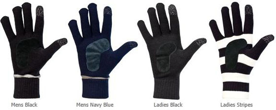 Isotoner SmarTouch Gloves for Touch Phones