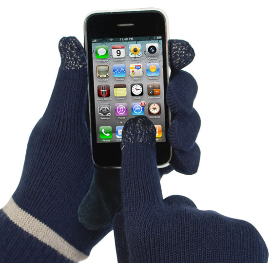 Isotoner SmarTouch Gloves