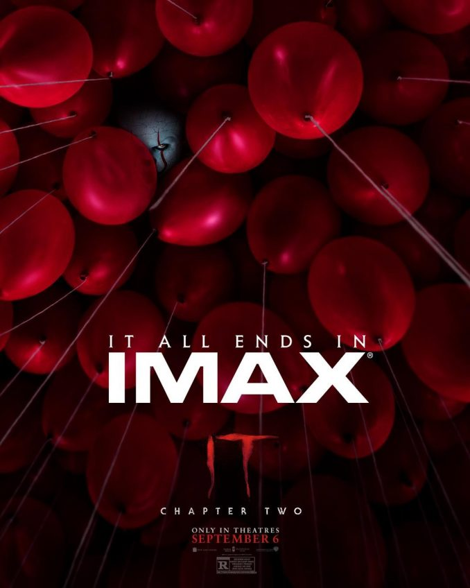 It Chapter Two IMAX Poster