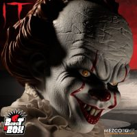 It Pennywise Burst a Box Close Up