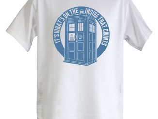It's What's on the Inside That Counts T-Shirt