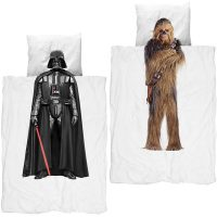 J Kids Snurk Star Wars Bedding