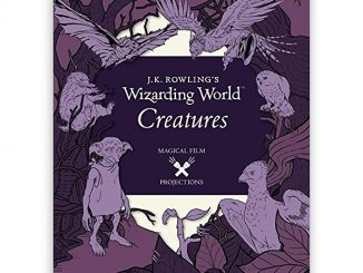 J.K. Rowling's Wizarding World Magical Film Projections - Creatures