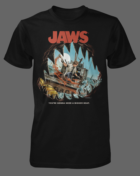 JAWS Chum Bucket Shirt