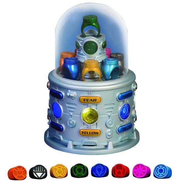 JLA-Trophy-Room-Green-Lantern-Rings-Display