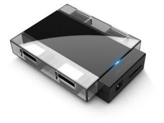 J-Tech Digital SuperSpeed USB 3.0 4-Port Hub