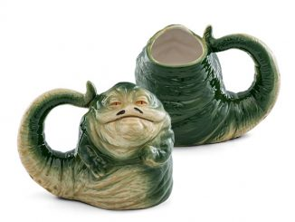 Jabba the Hut 20oz Sculpted Ceramic Mug