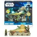 Jabba the Hutt's Throne Playset