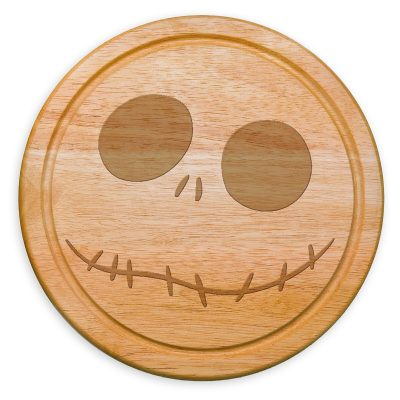 Jack Skellington Cheese Board