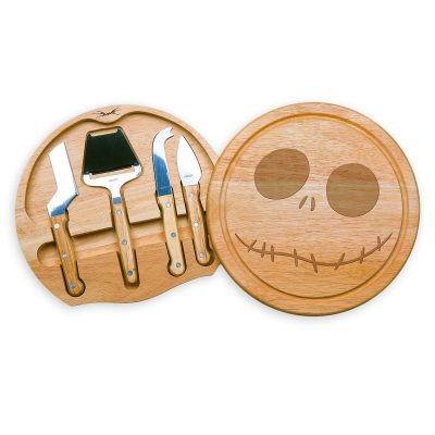 Jack Skellington Cheese Board and Tools