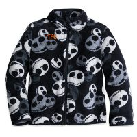 Jack Skellington Fleece Jacket