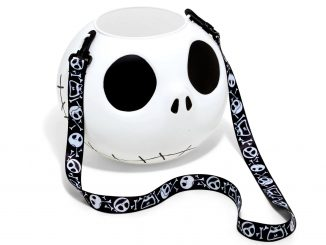 Jack Skellington Head Popcorn Bucket