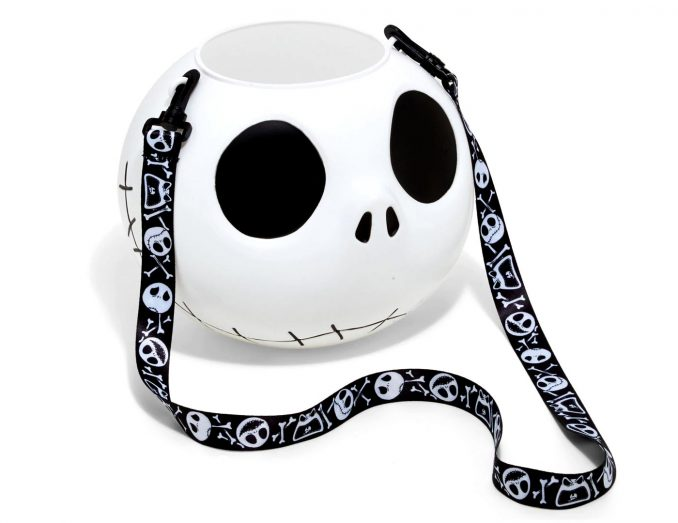 Jack Skellington Head Popcorn Bucket