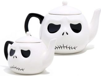 Jack Skellington Head Teapot